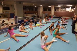 Νέα πνοή στο γυμναστήριο ενόργανης του Παλέ (photos)