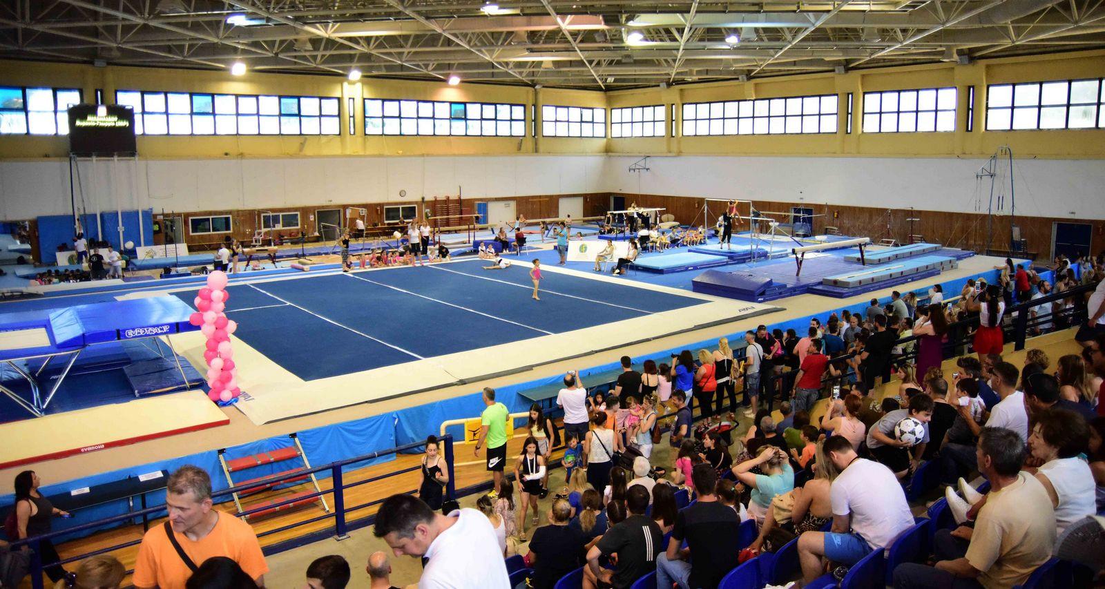 Κλειστό από 10 έως 18 Αυγούστου το Εθνικό Γυμναστήριο Μίκρας