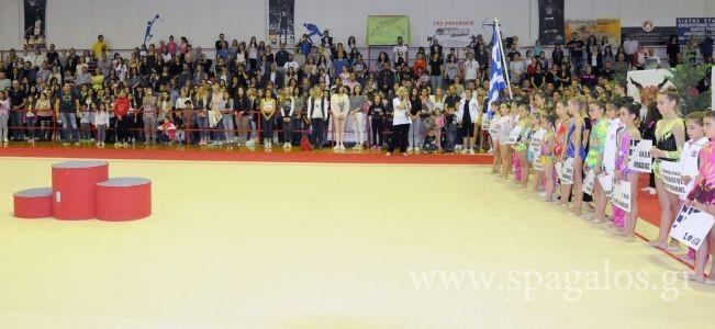"""Λάμψη Ολυμπιονικών στο 3ο """"Armonia Cup"""" (photos, video & αποτελέσματα)"""
