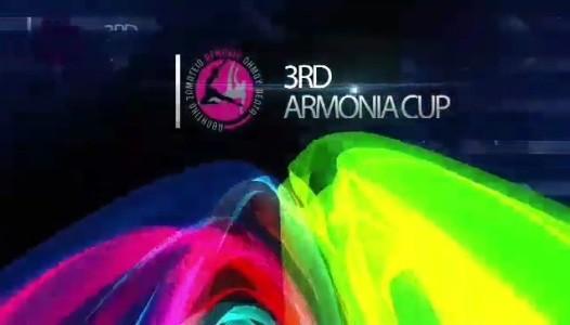 """Μηνύματα ζωής στο 3ο """"Armonia Cup"""""""