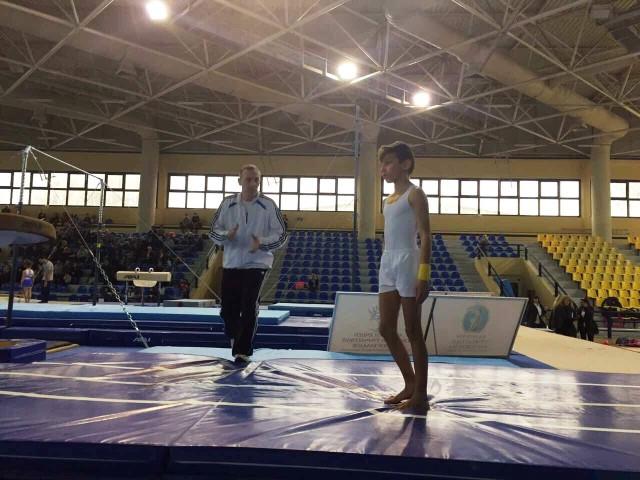 A' Φάση Ενόργανης Γυμναστικής Παίδων-Κορασίδων.- Πρόγραμμα προπόνησης & αγώνων