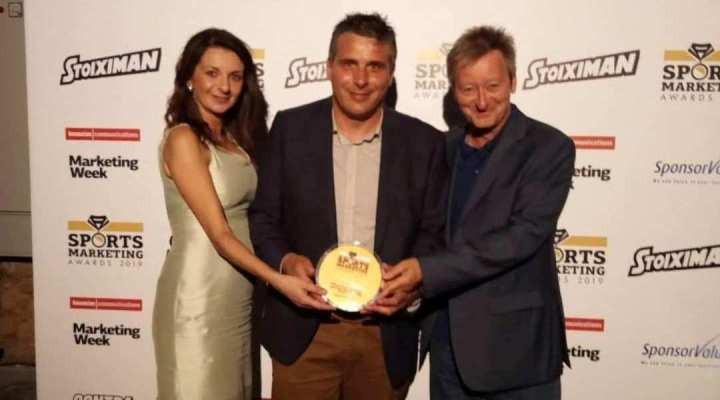 """Διάκριση για το """"Horizon Cup"""" στα βραβεία """"Sports Marketing Awards 2019"""""""