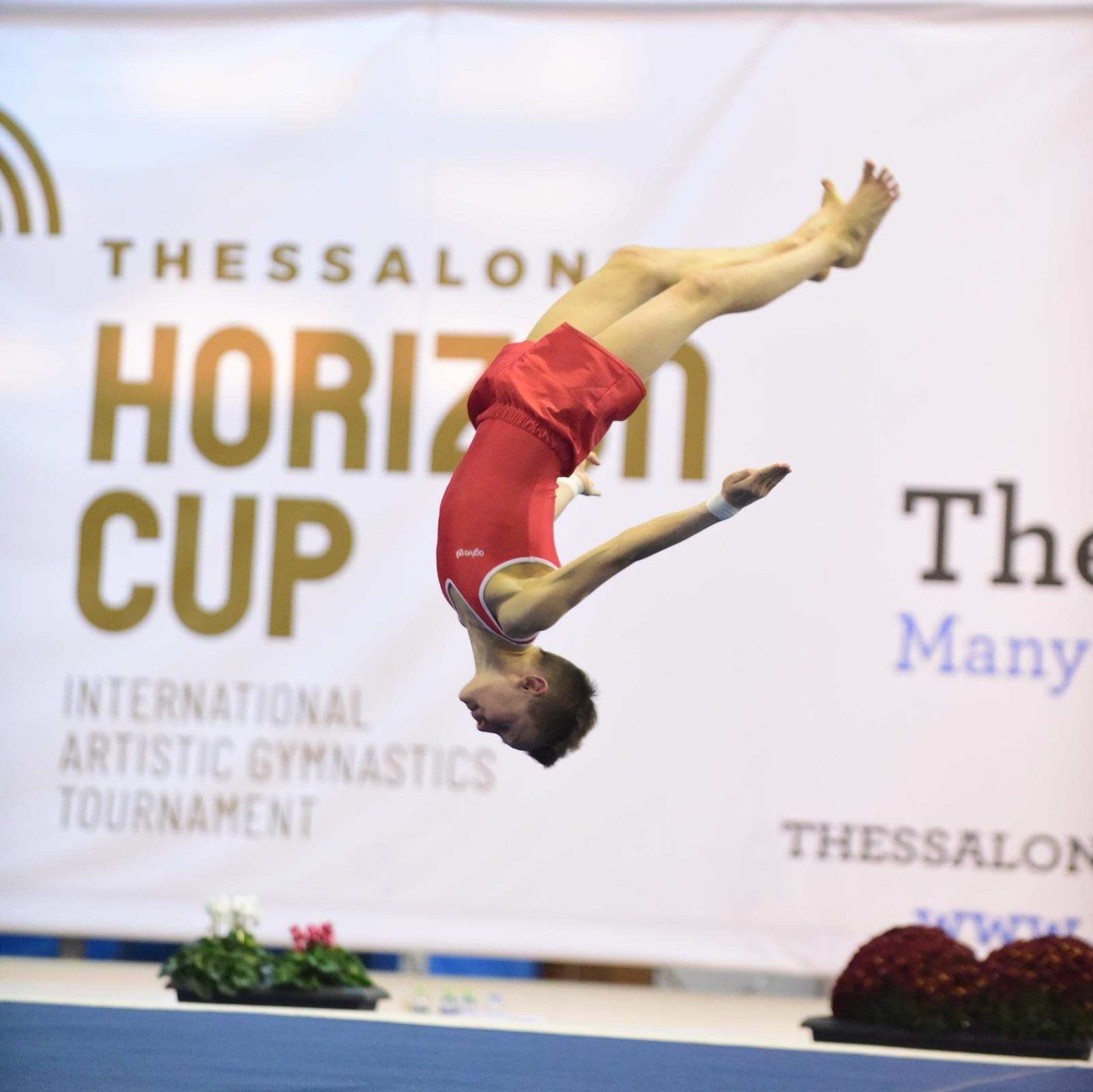 """Ολοταχώς για ρεκόρ ξένων συμμετοχών  το 2ο διεθνές τουρνουά ενόργανης """"Horizon Cup"""""""