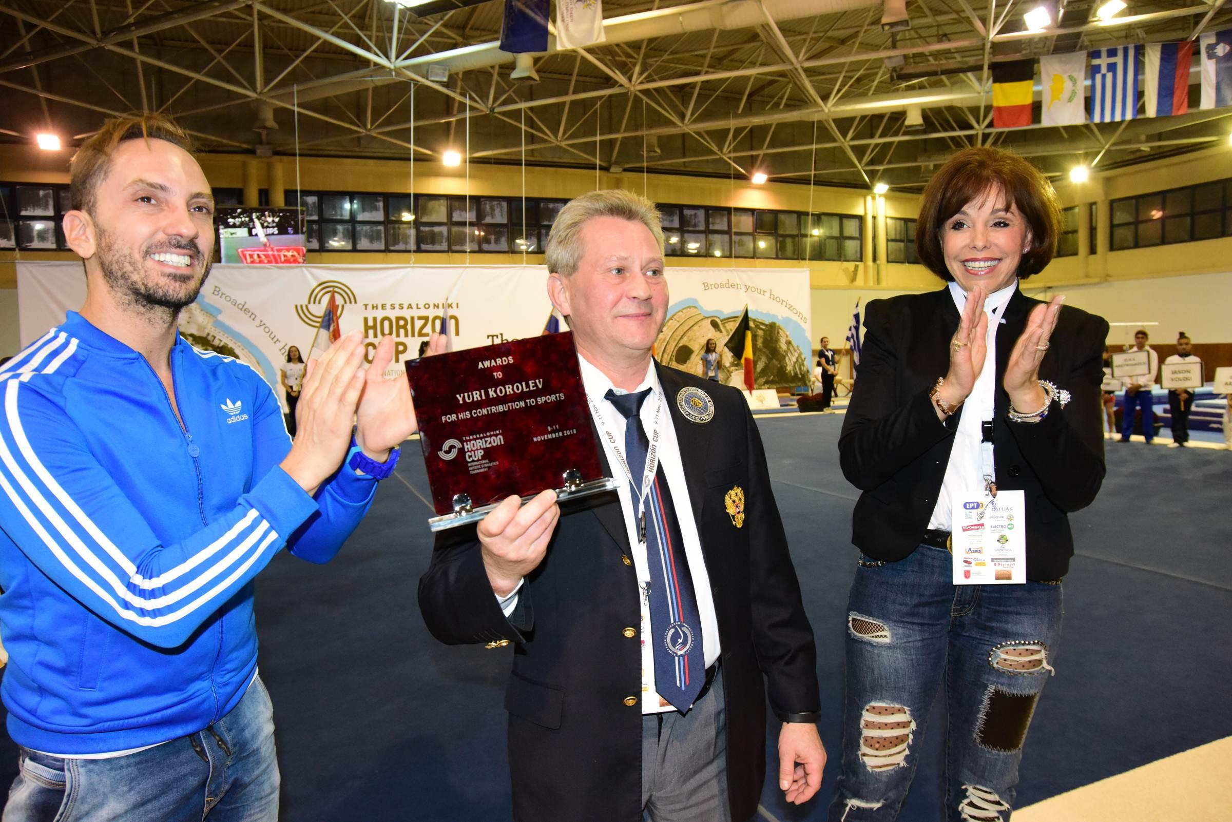 """Πλημμύρισε χαμόγελα και ταλέντο η αίθουσα «Ι. Μελισσανίδης», στην πρεμιέρα του """"Horizon Cup"""" (photos)"""