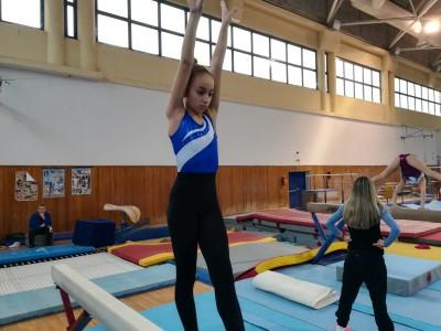 Ολοκληρώθηκε με επιτυχία η ημερίδα ενόργανης γυμναστικής στη Θεσσαλονίκη