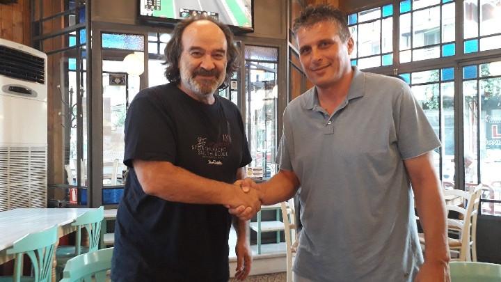 """Με την υπογραφή του Κ. Καλδάρα η μουσική του """"Horizon Cup"""""""