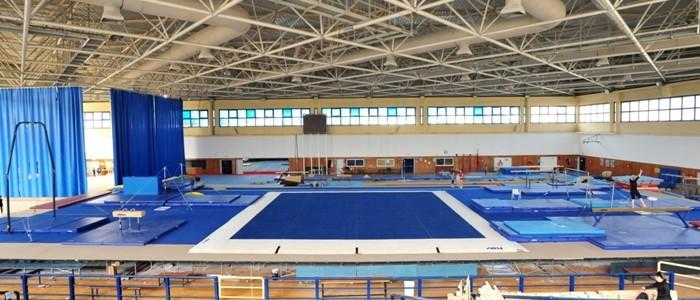 Έτοιμη να υποδεχθεί κορυφαίους αθλητές και διοργανώσεις η αναβαθμισμένη αίθουσα «Ι. Μελισσανίδης»