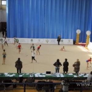 Διασυλλογικοί Αγώνες Ρυθμικής Κορασίδων Β΄ Περιφ.- Πρόγραμμα αγώνων & σειρά εμφάνισης αθλητριών