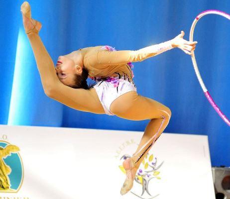 Διασυλλογικοί Αγώνες Ρυθμικής Γυναικών-Νεανίδων Β΄ Περιφ.- Πρόγραμμα αγώνων & σειρά εμφάνισης αθλητριών