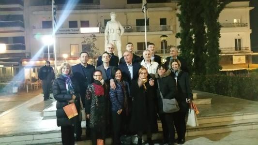 Ολοκληρώθηκαν με επιτυχία οι συνεδριάσεις των Τεχνικών Επιτροπών της UEG στην Αθήνα