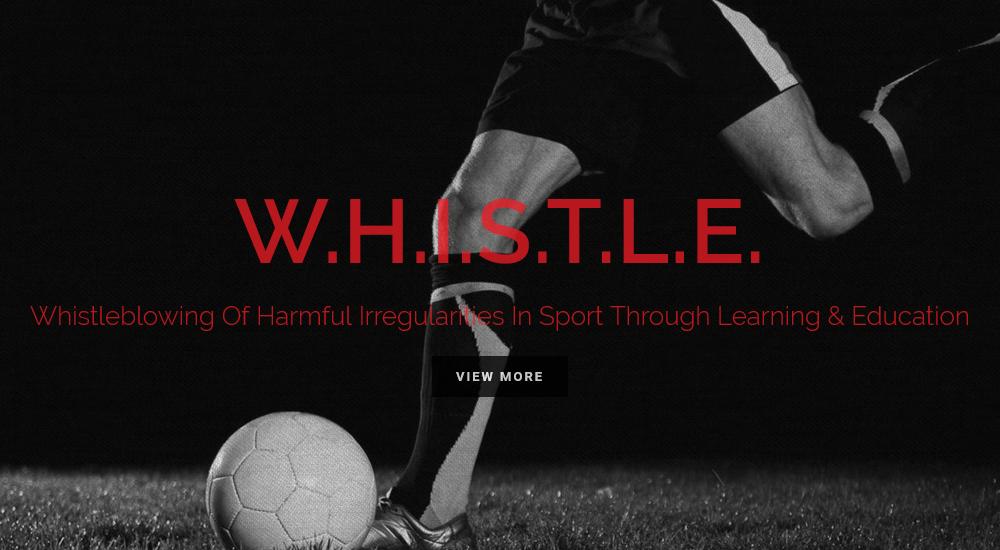 Πρόληψη και αναφορά παρατυπιών στον αθλητισμό: Ερωτηματολόγια για το κοινό